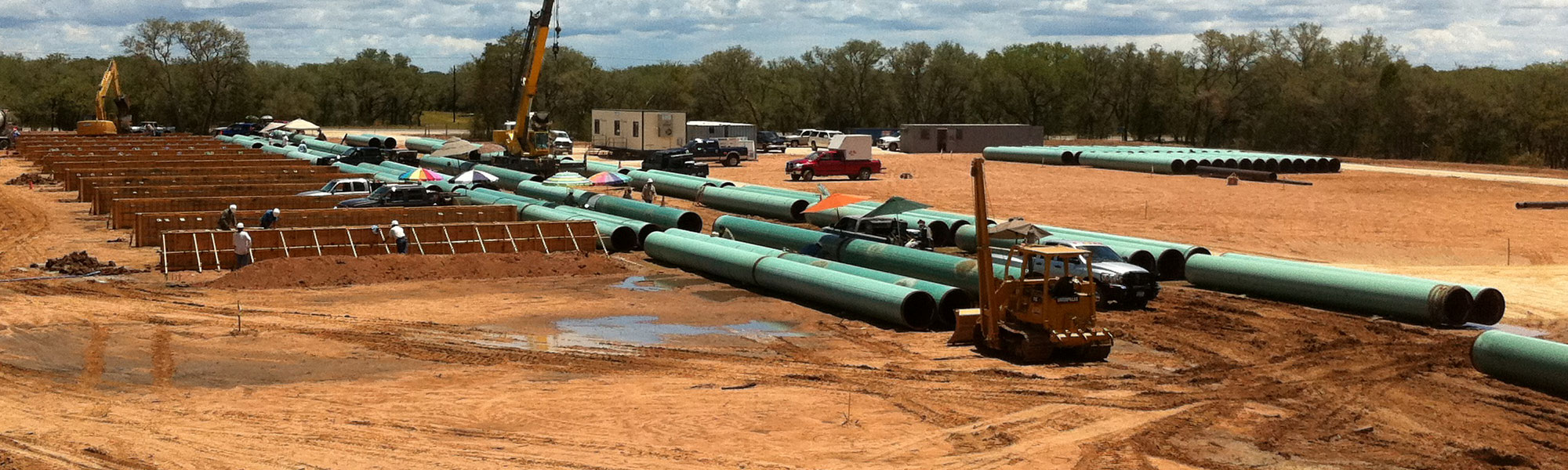 Pipeline Construction photo