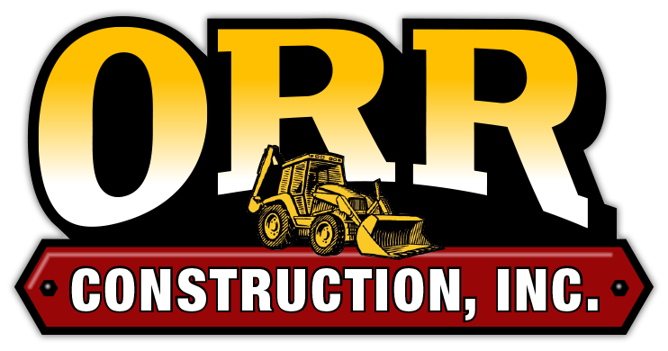 Orr Construction logo